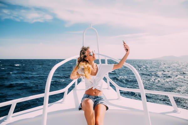 Italiani taroccano selfie