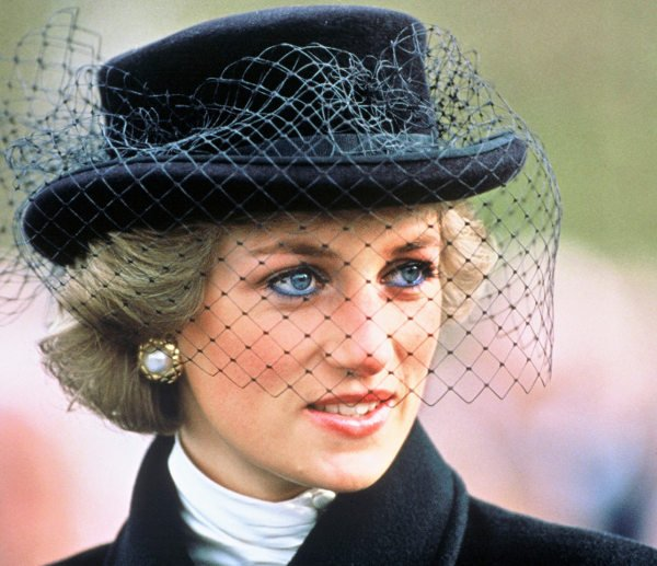 Mostra Lady Diana