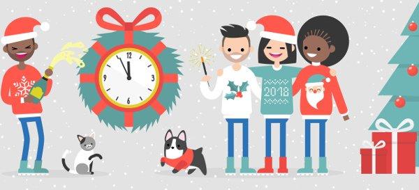 Stress festività natalizie