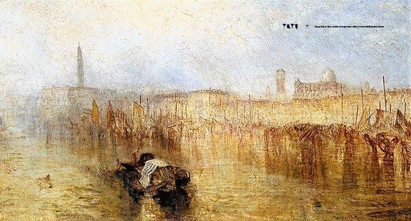 DART - Chiostro Del Bramante - TURNER Opere della Tate