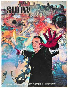 Show_Rivista, vol 1, num. 7_25-06-1970 © Fundació Gala – Salvador Dalí, SIAE, Napoli, 2018