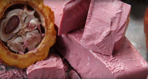 cioccolato rosa